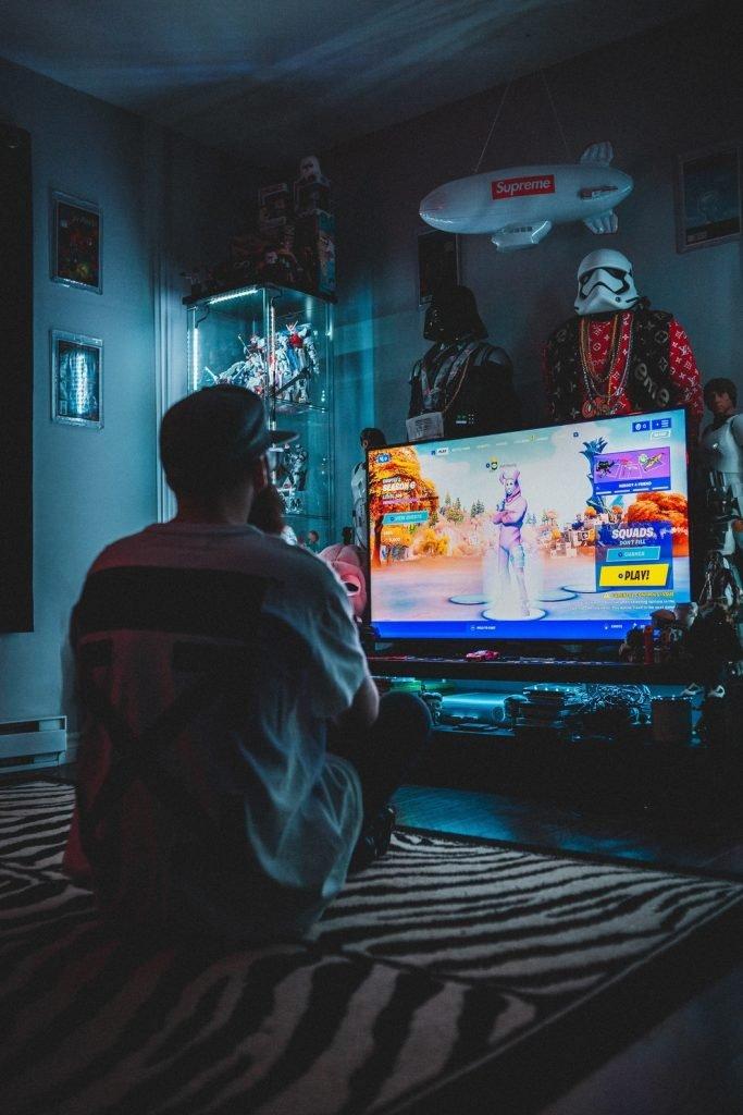 gamen mentale gezondheid