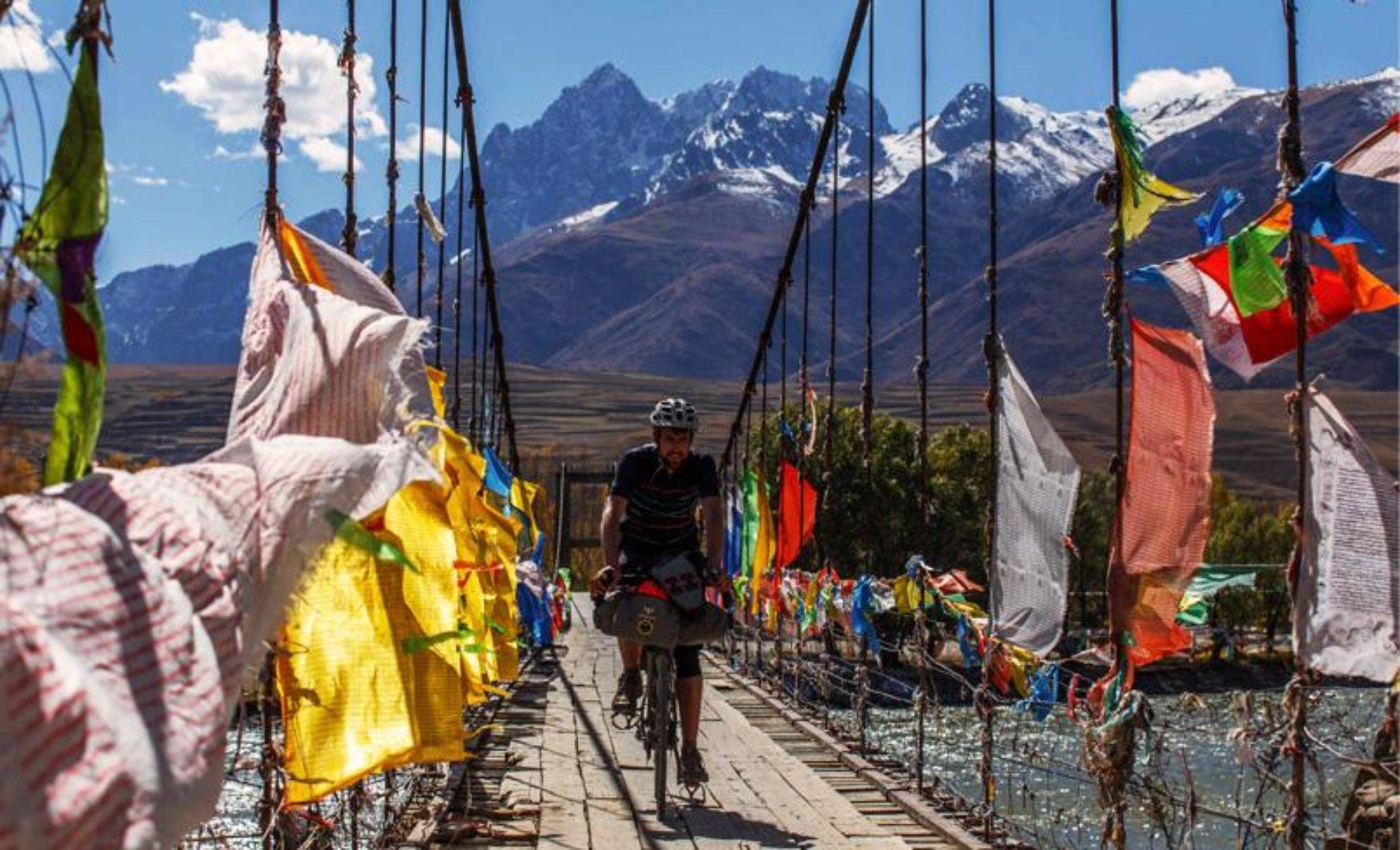 Traversing Tibet