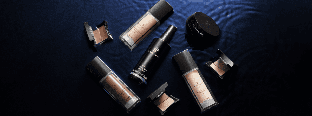 Dewy makeup products, setting spray, beyond foundation