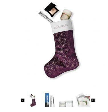 圣诞礼袜女生版