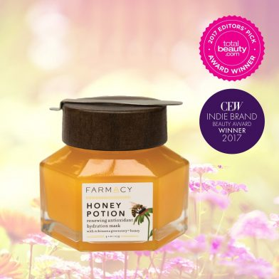 Farmacy蜂蜜面膜,纯天然涂抹式发热面膜
