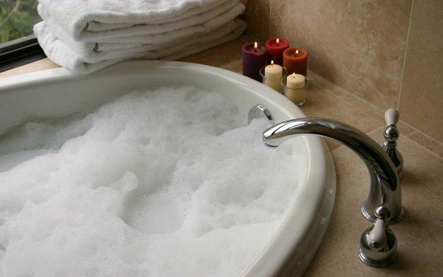@早出晚归的打工人,生活幸福指数与好好沐浴有关~
