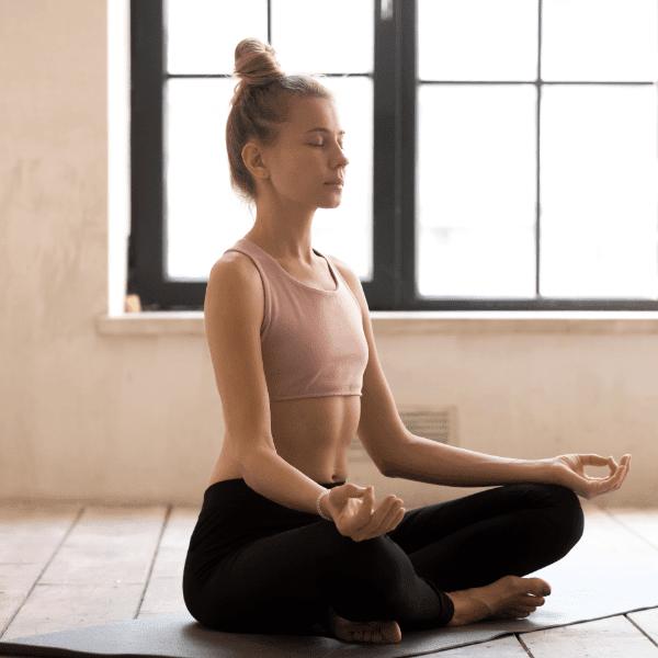 Yoga - 5 modi naturali per diminuire l'ansia