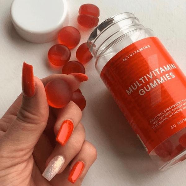 Incorporare le Vitamine nella tua routine