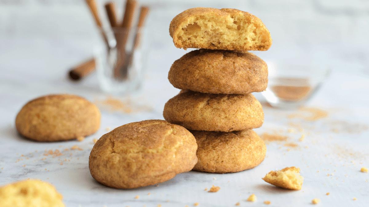 Protein Cookies alla Cannella