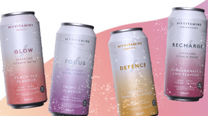 Le Nostre Bevande Vitaminiche Gassate