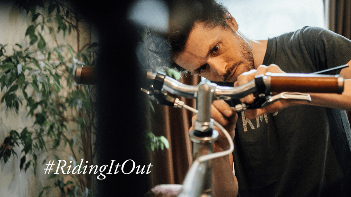 #RidingItOut – Get Your Bike Back In Action