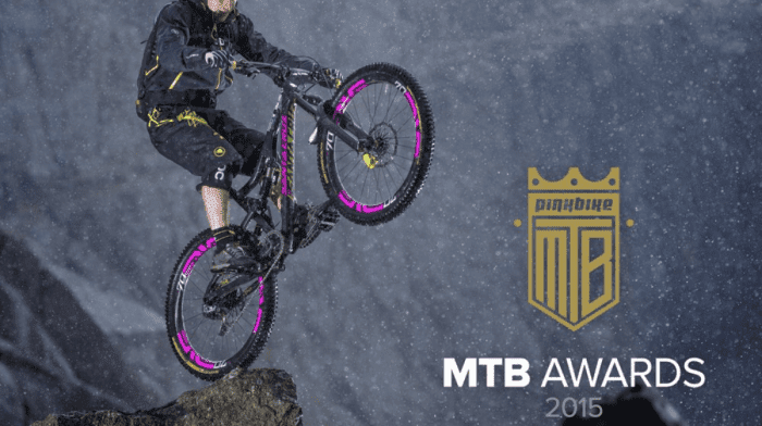 MT500 Waterpoof Jacket wins Pinkbikes Best Gear Award