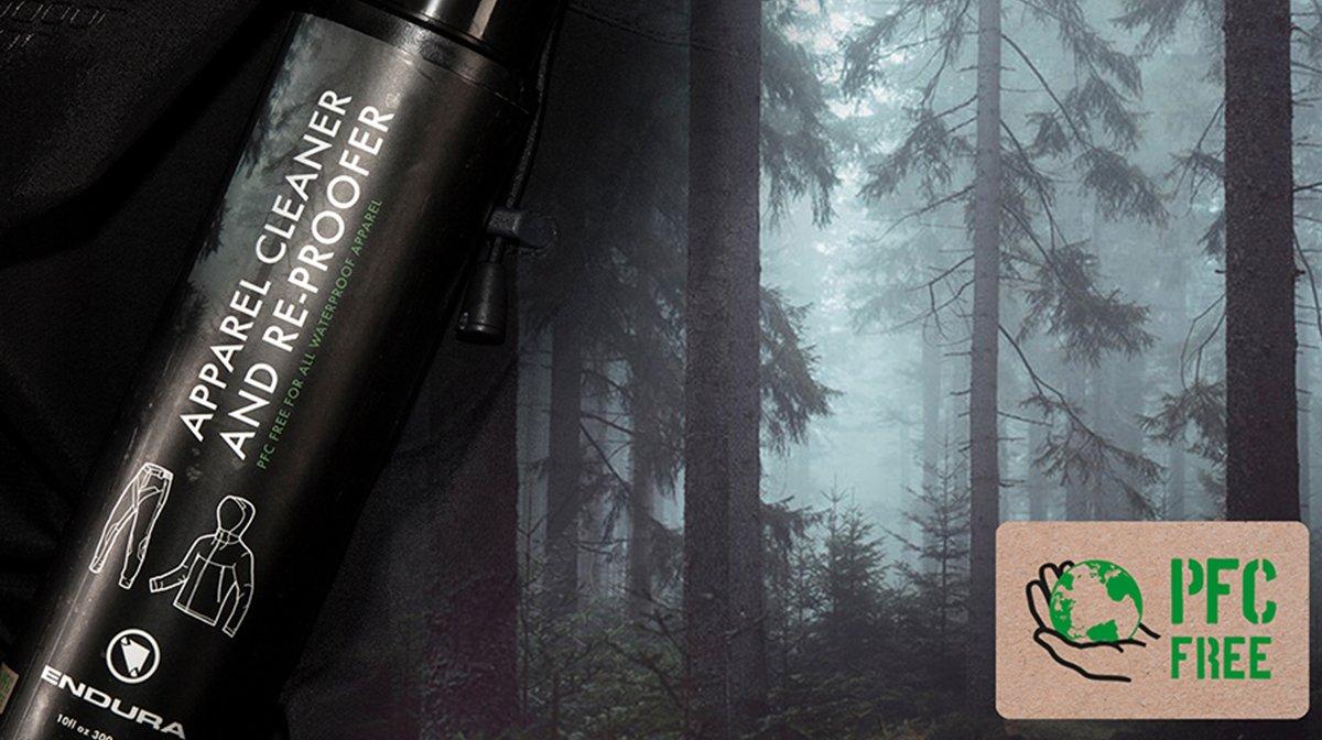 Endura darkened promo banner
