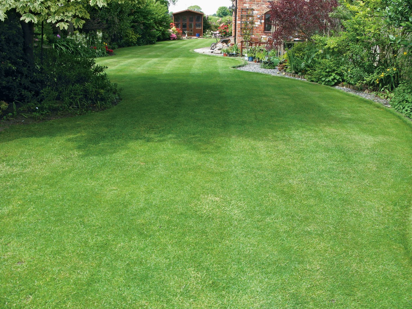 How To Create A Greener, Lusher Lawn