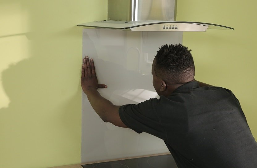 How to Install a Splashback