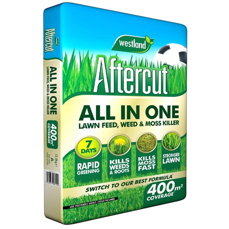 lawn fertiliser