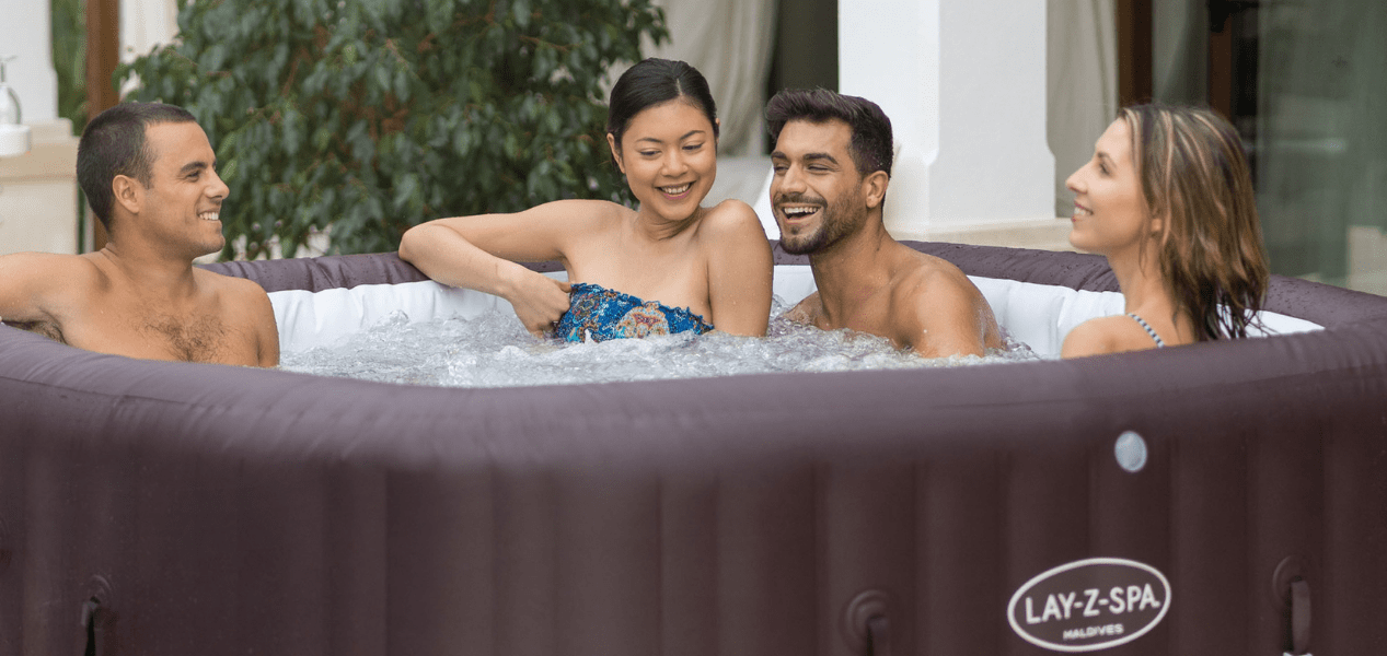 How to Clean Your Lay-Z Spa