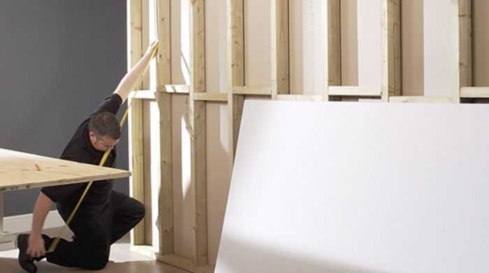 How To Plasterboard