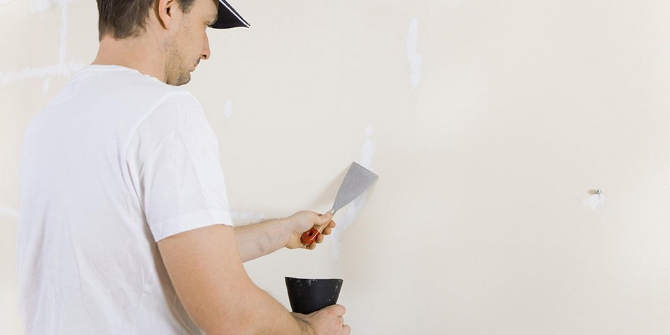 How to Repair Walls and Ceilings