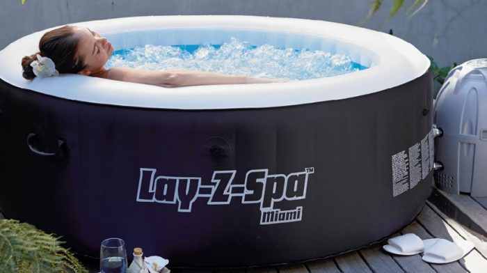 How To Look After Your Lay-Z-Spa