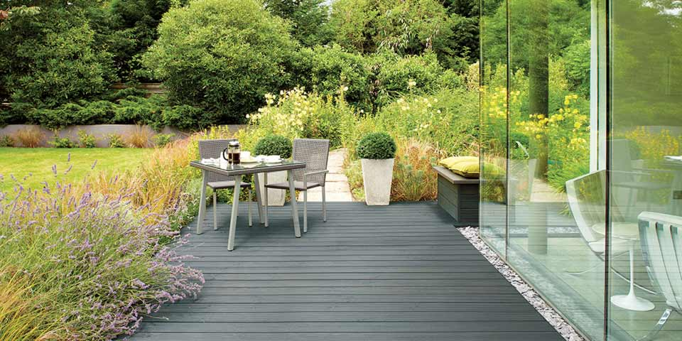 How To Paint And Maintain Decking