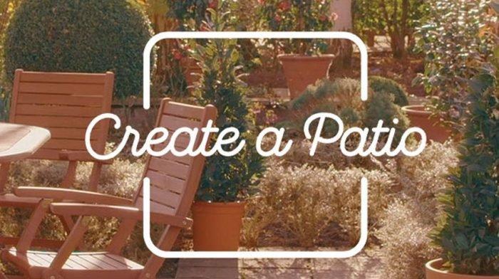 Create A Patio Garden