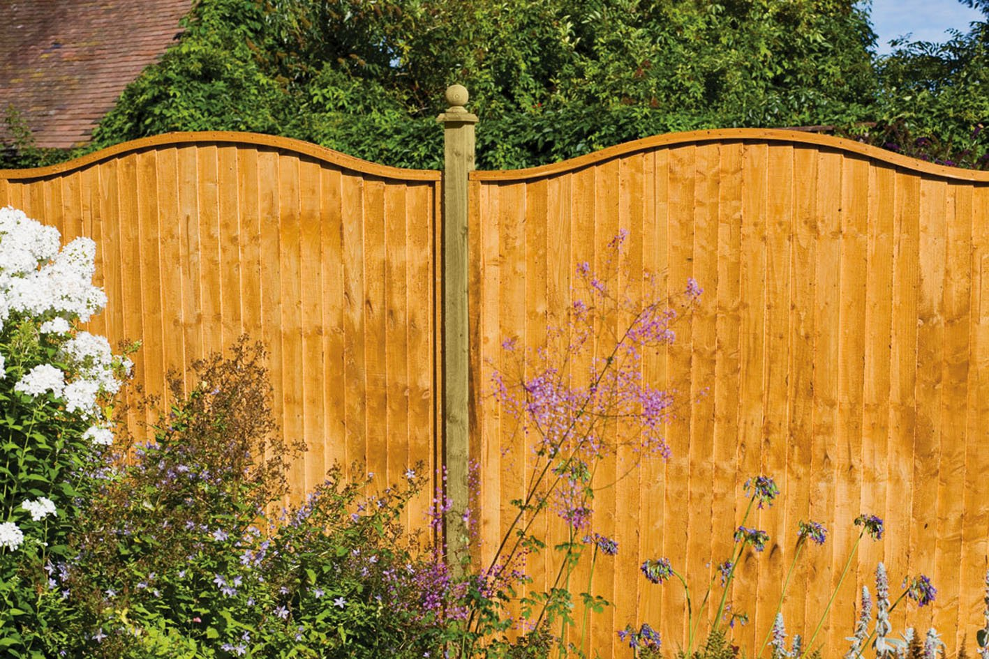 How To Paint A Fence