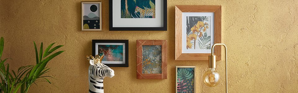 How to Showcase Your Wall Art with a Gallery Wall