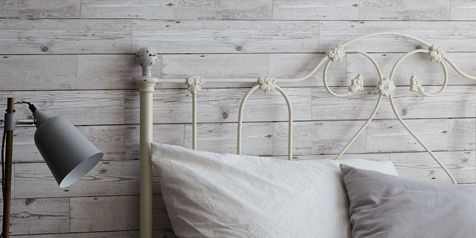 The perfect bedroom retreat