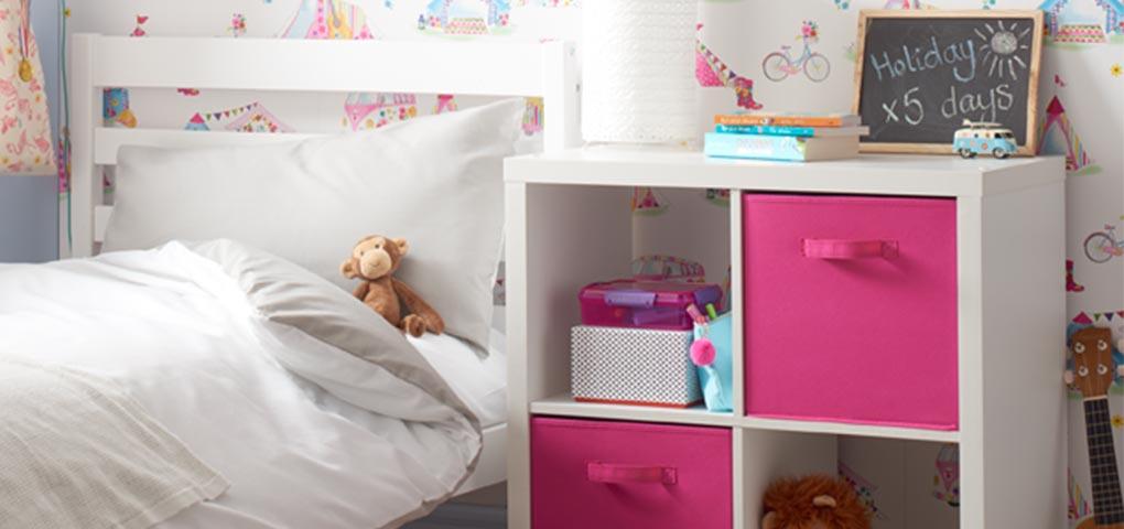 Refresh Kids Room