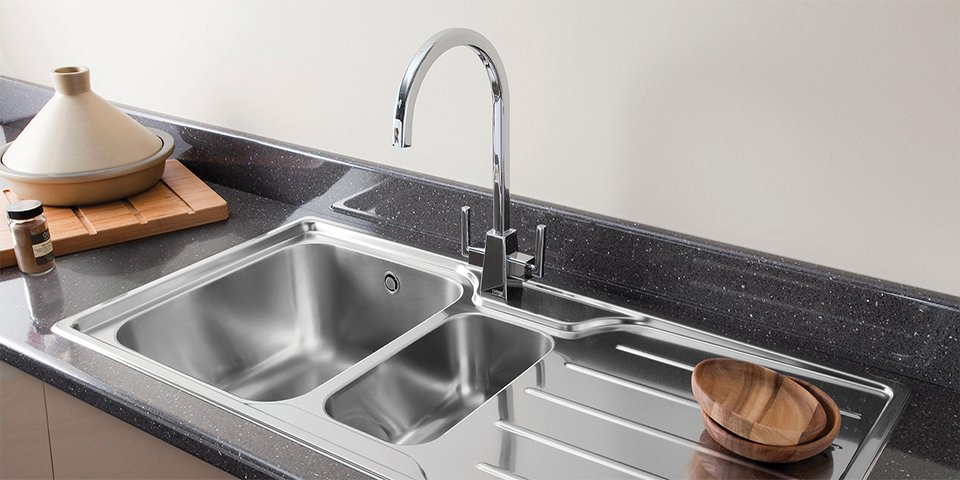Kitchen Sinks and Taps Buying Guide