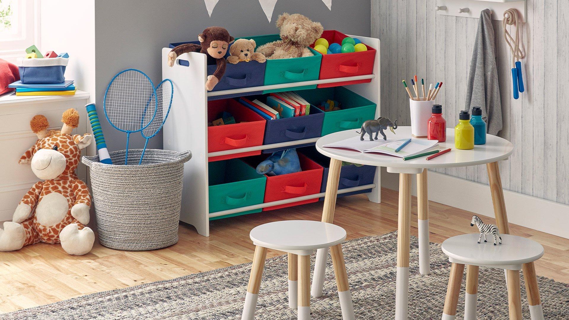 Shoreline Kids Room