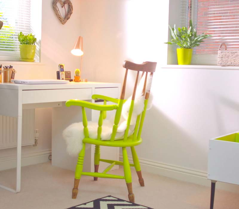 How to Upcycle a Wooden Chair