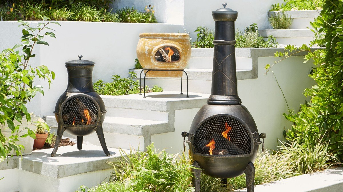 How to Light a Chimenea or Firepit