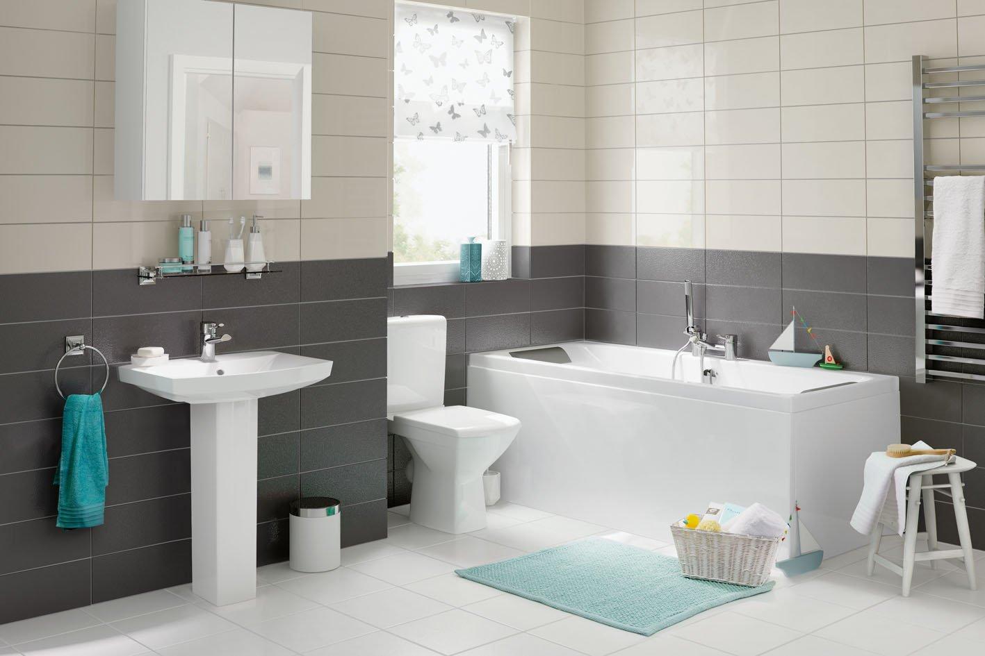 Baths, Toilets, Sinks & Taps