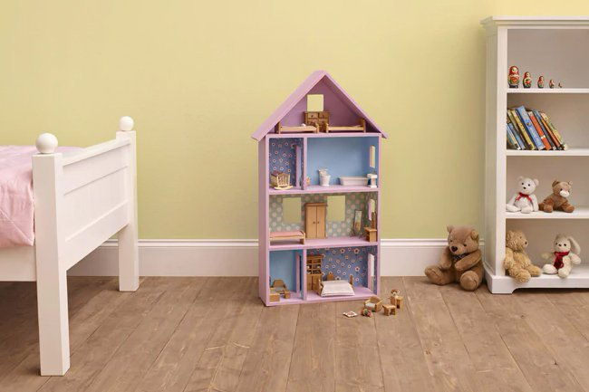 How to Build a Dolls' House