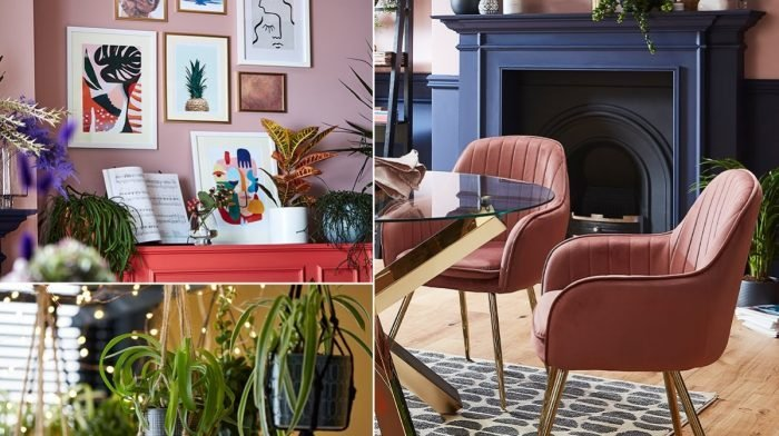 How to add eclectic expressions into your home