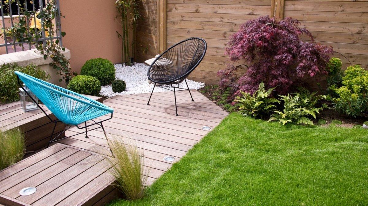 Garden Decking and Patio Ideas