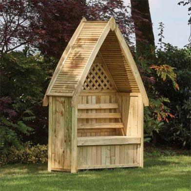 Small Garden Storage Solutions