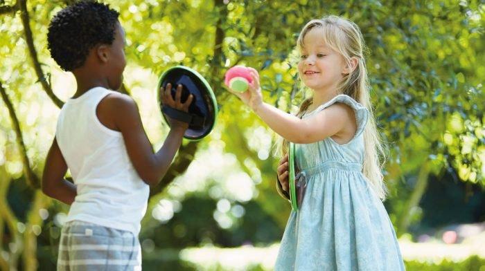 Kids Garden Party Ideas