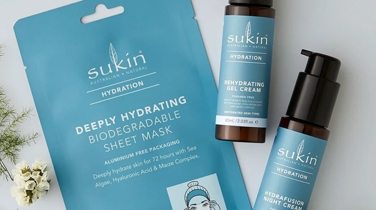 These Natural Ingredients Can Save Your Dehydrated Skin