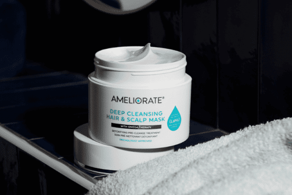 ameliorate deppl cleansing hair and scalp mask