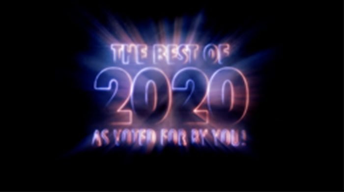 The Best Of 2020 - The Results Are In