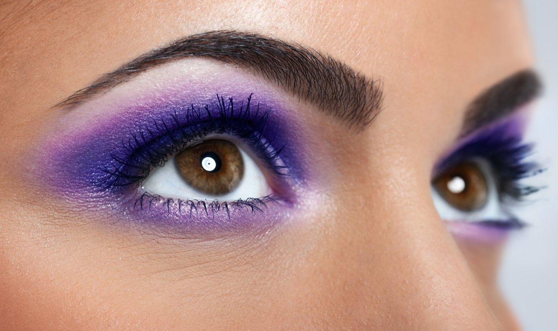 How to Create a Purple Eyeshadow Look