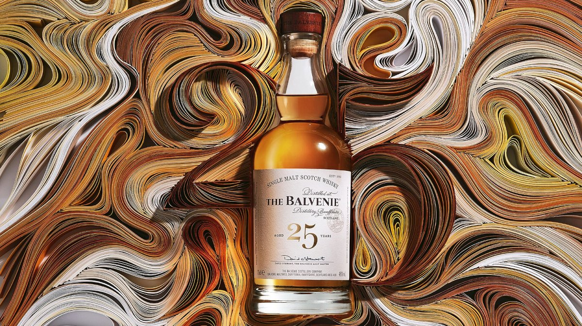 Introducing… The Balvenie 25 Year Old Single Malt Scotch Whisky
