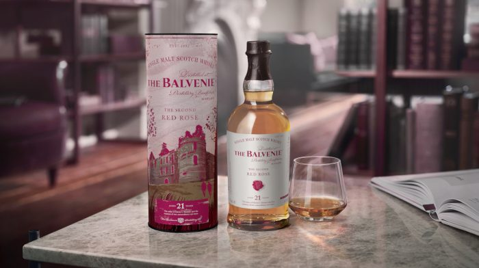 Introducing… The Balvenie The Second Red Rose