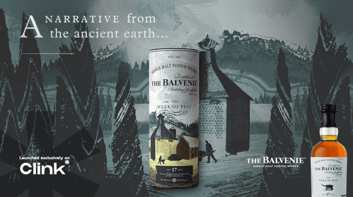 Introducing… The Balvenie 17 Year Old The Week of Peat