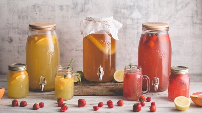 Easy Zero Waste Recipes with Kilner
