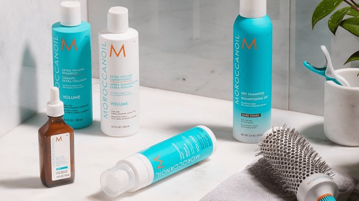 Miracle Hair Oil: How To Use Moroccanoil