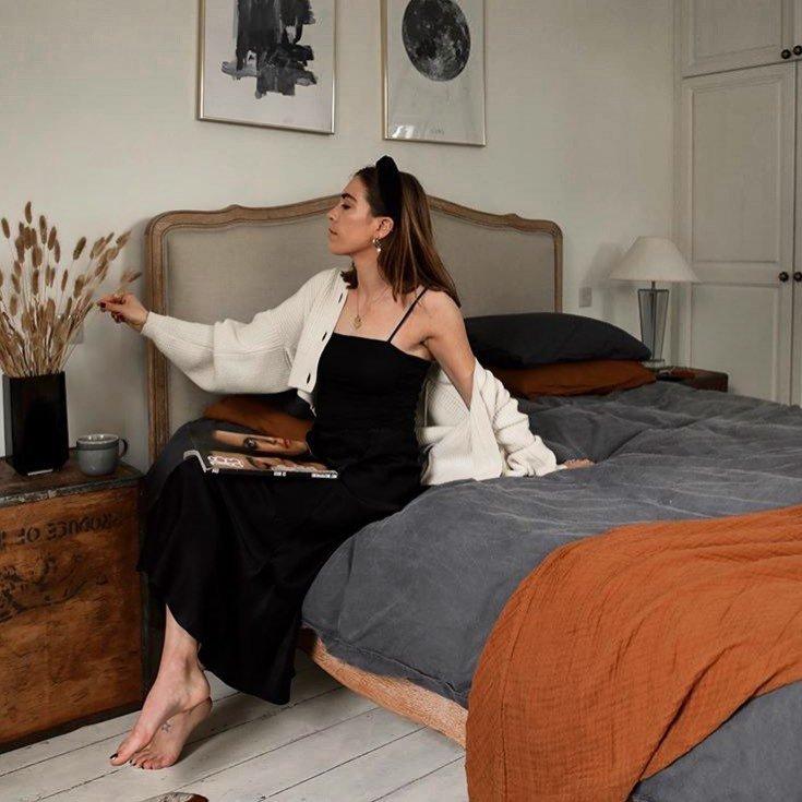 navy bedding bedroom