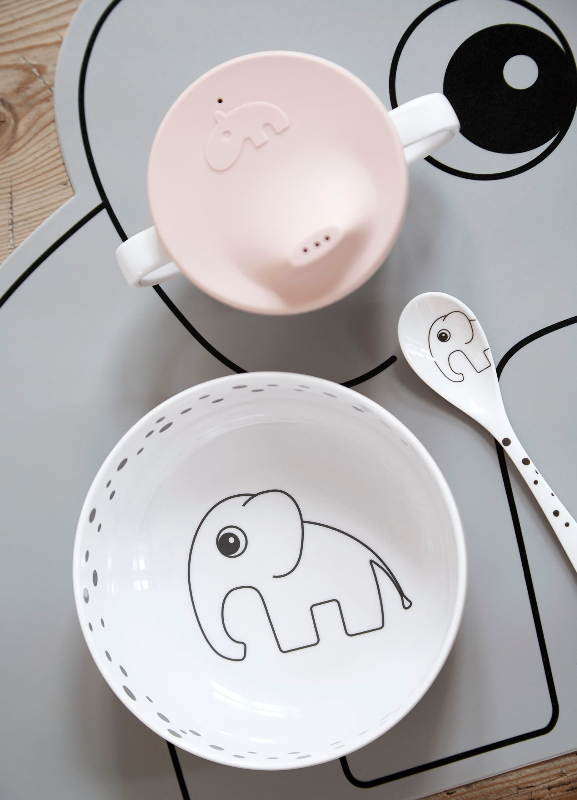 baby weaning plate