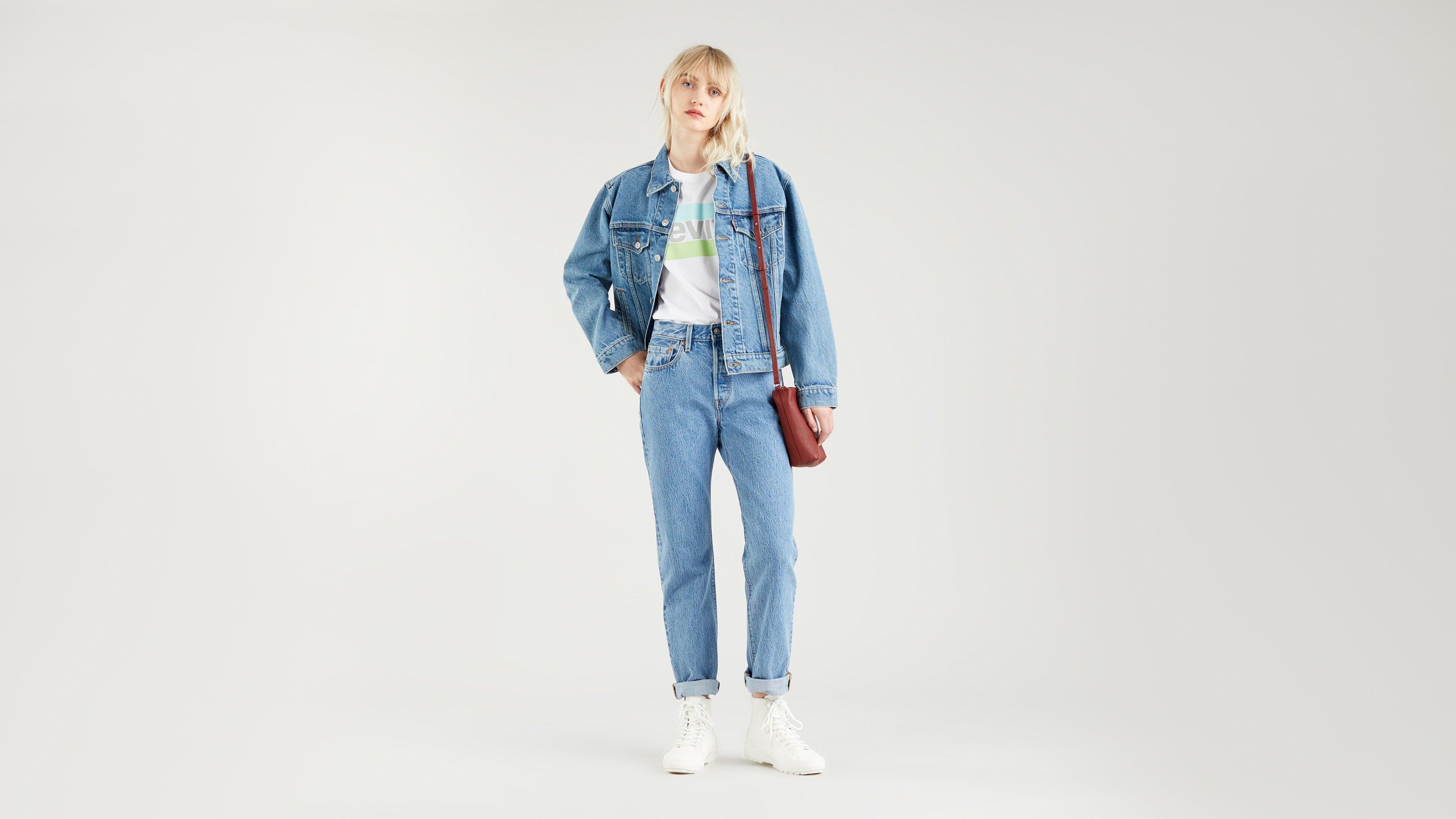 Original straight fit Levi jeans