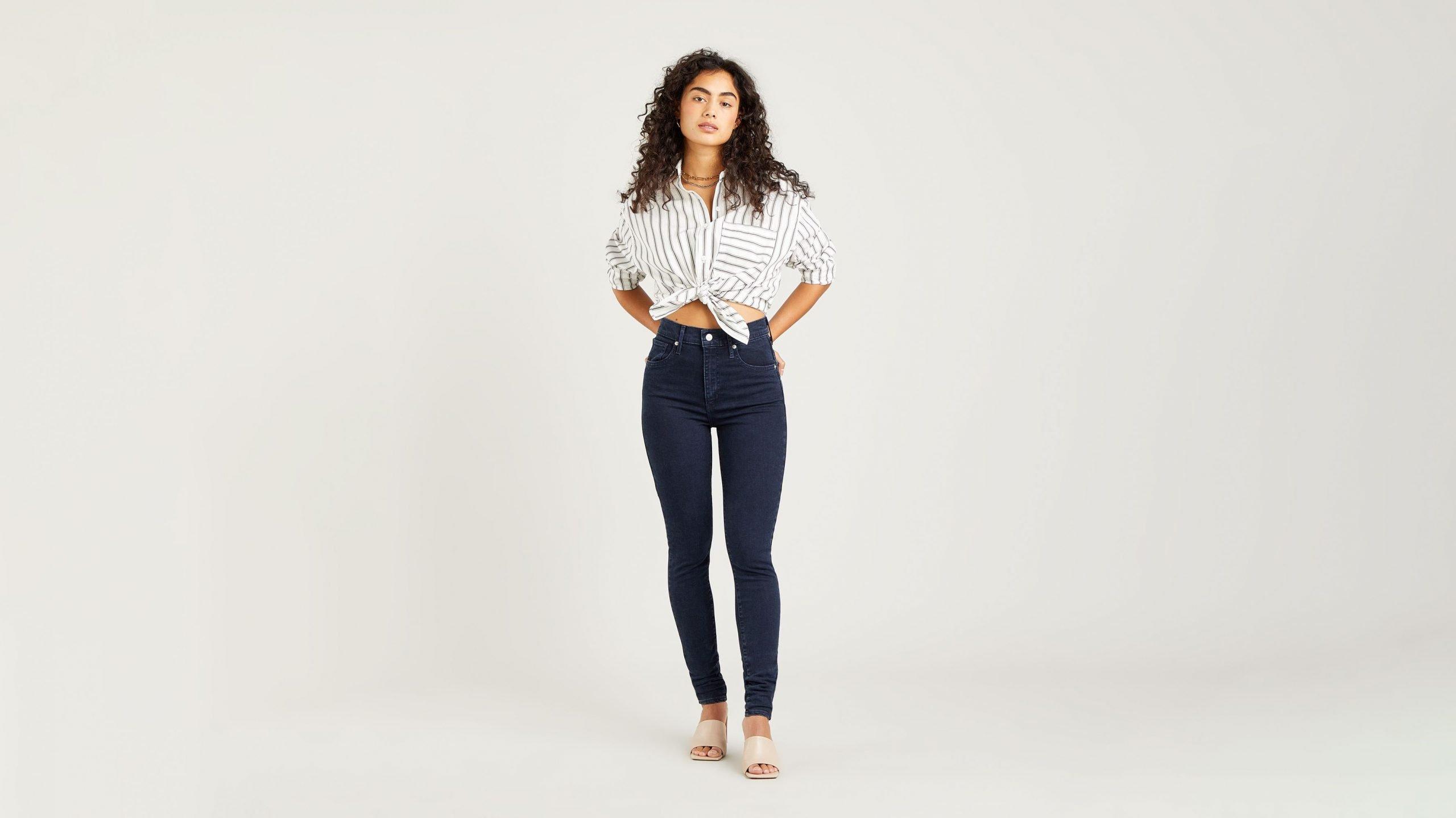 Levi Mile High Jeans