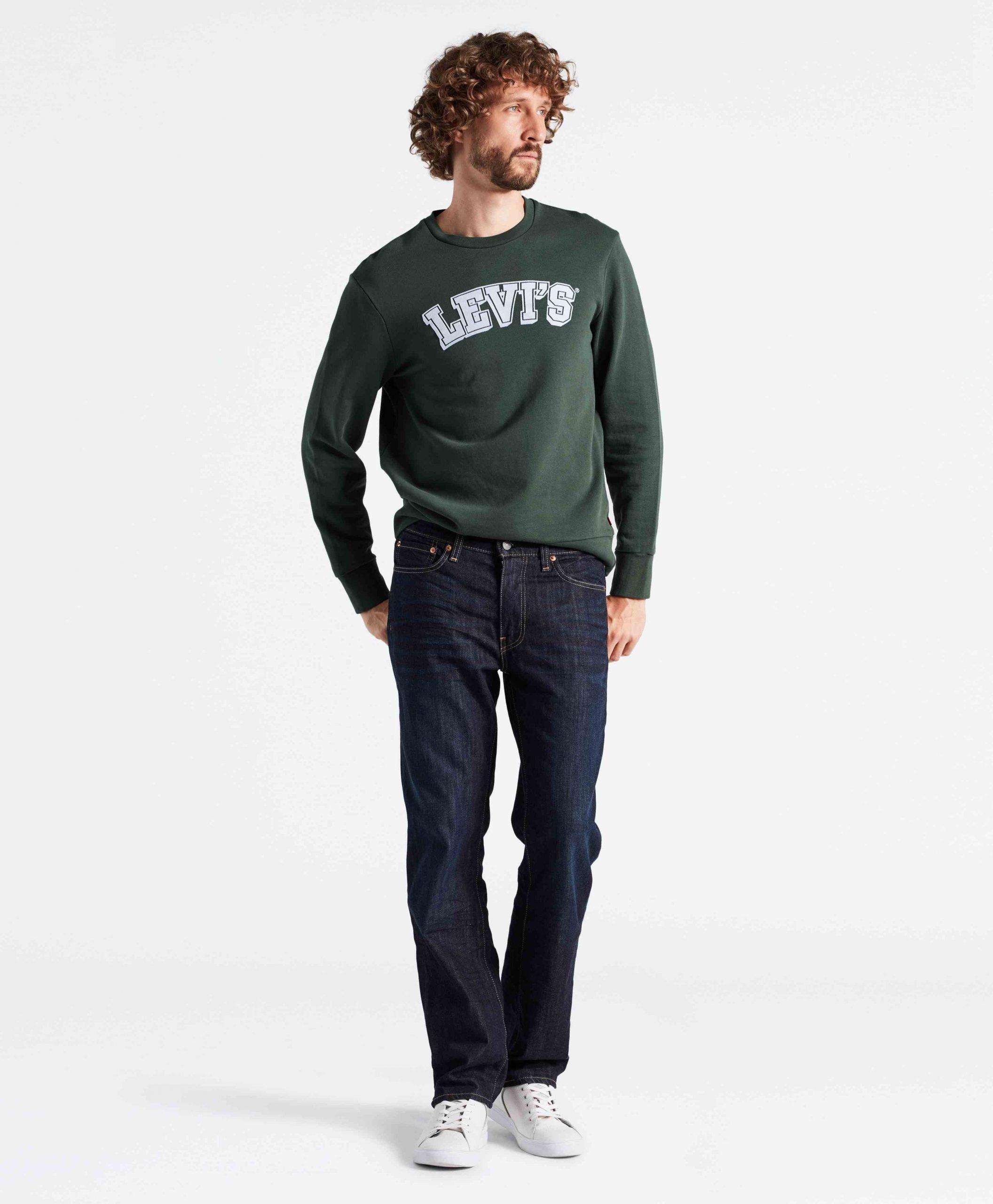 512 Levi Jeans
